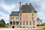 Château des Montgommery, Ducey. Veloscenic, Normandy, France © Rudolf Abraham
