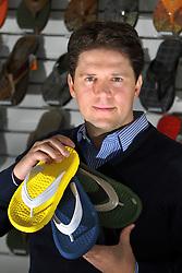 Pedro Bartelle, diretor de marketing do Grupo Vulcabrás / Azaléia. FOTO: Marcos Nageltein / Preview.com