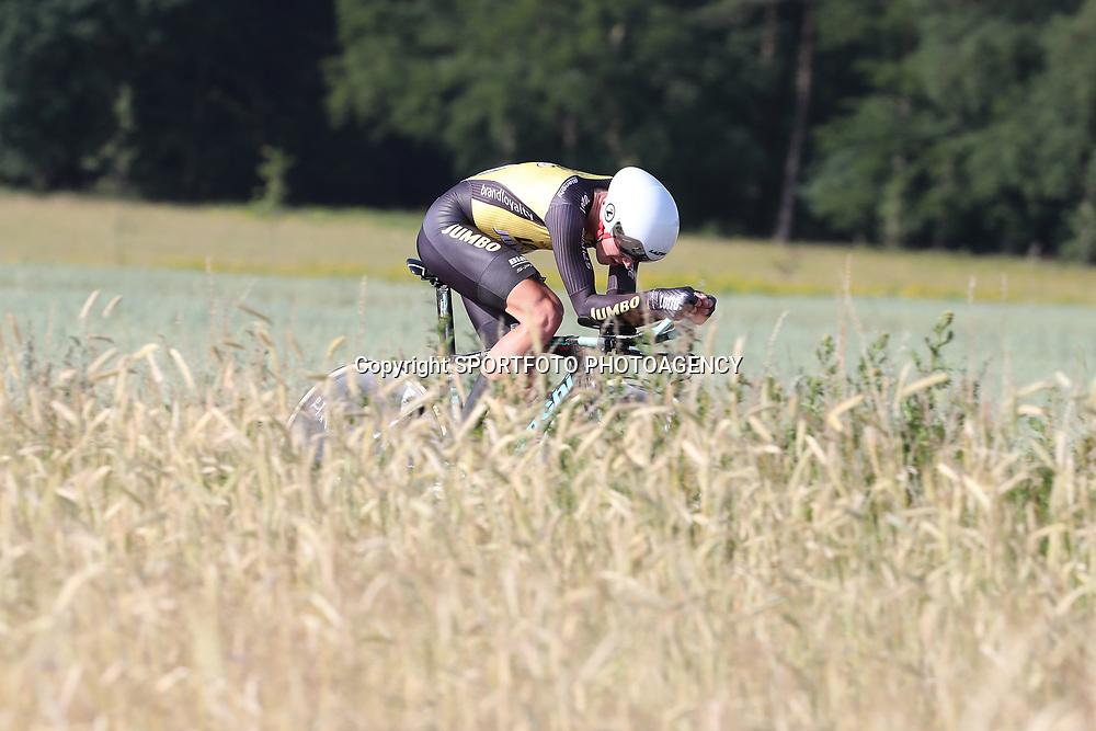 21-06-2017: Wielrennen: NK Tijdrijden: Montferland      s-Heerenberg (NED) wielrennen  <br />Koen Bouwman werd in eigen regio 5e