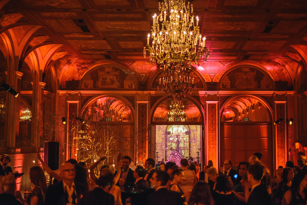 Tony Awards After-Party at the Plaza Hotel in New York