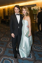 Dec. 10, 2013 - Oslo, NORWAY - Claire Danes, together with her husband Hugh Dancy, as they arrive for a banquet after OPCW received the Nobel Peace Prize at an award ceremony held at the city hall in Oslo on December 10, 2013. Danes will be co-host at the Peace Prize Concert Wednesday December 11th. Photo by Fredrik Varfjell / NTB scanpix (Credit Image: © Varfjell/NTB Scanpix/ZUMAPRESS.com)