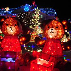 Holiday Lights Photography