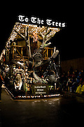 Photo of To the Trees by Gemini CC. Winner of the Tableau Cart Open Class, Bridgwater Carnival 2009. Winner of the Bass Charington Cup.