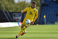 Oxford United midfielder (on loan from West Ham United) Marcus Browne (10) sprints forward with the ball during the EFL Sky Bet League 1 match between Oxford United and Coventry City at the Kassam Stadium, Oxford, England on 9 September 2018.