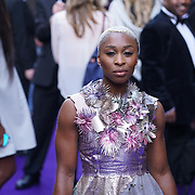 London,England,UK : 15 June 2016 : Cynthia Erivo attend the Disney's Aladdin Opening Night at the Prince Edward Theatre on Old Compton Street, Soho, London. Photo by See Li