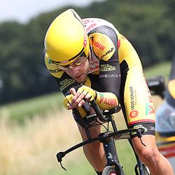 EMMEN (NED wielrennen <br /> Tijdrit Topcompetitie Emmen     <br /> Melvin van Zijl