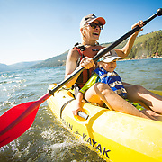 Tahoe Donner Marina Lifestyle.<br /> <br /> <br /> Images by Trevor Clark of CLARKBOURNE Creative.