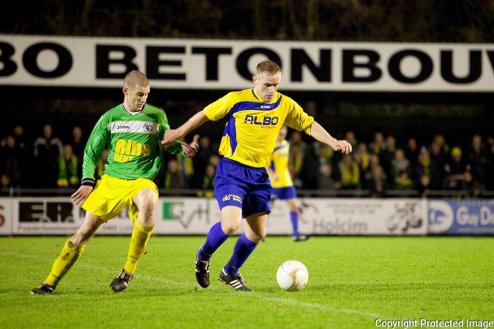 370478-Voetbal FC De Kempen tegen Sint-Lenaarts-Prijstraat Tielen-6 Van Dooren Erwin