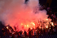 Tifosi Apollon Supporters <br /> Roma 20-09-2018 Stadio Olimpico Football Calcio Europa League 2018/2019 Group H Lazio - Apollon<br /> Foto Antonietta Baldassarre / Insidefoto