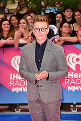 June 18, 2017 - Toronto, Ontario, Canada - DARREN OAKLEY arrives at the 2017 iHeartRADIO MuchMusic Video Awards at MuchMusic HQ on June 18, 2017 in Toronto (Credit Image: © Igor Vidyashev via ZUMA Wire)
