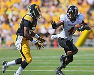 NCAA Football - Northern Illinois at Iowa - August 31, 2013