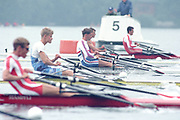 World Rowing Championships, Tampere, FINLAND, 1995, Men's lightweight single sculls, GBR LM1X Peter HAINING. Photo  Peter Spurrier/Intersport Images<br /> email images@intersport-images.com Re-Edited and file ref No. updated, 16th January 2021.