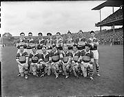 National League Final, Croke Park, Kerry v Derry<br /> 14.05.1961
