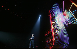 Former pop duo Wham! co-leader George Michael (born Georgios Kyriacos Panayiotou) dies at 53 at his home in Goring-on-Thames. Images from italian shows in MIlano (2006) and with orchestra in Arena di Verona (2011).<br /> 26 Dec 2016<br /> Pictured: George Michael.<br /> Photo credit: Bruno Marzi / MEGA<br /> <br /> TheMegaAgency.com<br /> +1 888 505 6342