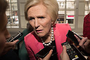 MARY BERRY, Oldie Awards, Simpsons in the Strand. London. 29 January 2019
