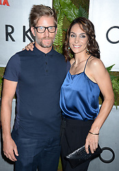 Actor Paul Sparks (L) and actress Annie Parisse attending the Netflix Original Ozark screening at The Metrograph on July 20, 2017 in New York City, NY, USA. Photo by Dennis Van Tine/ABACAPRESS.COM