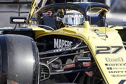 February 18, 2019 - Spain - Nicolas Hülkenberg (Renault F1 Team) seen in action during the winter test days at the Circuit de Catalunya in Montmelo  (Credit Image: © Fernando Pidal/SOPA Images via ZUMA Wire)
