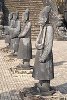 Vietnam. Hué. Tombeau de Khai Dinh. // Vietnam. Khai Dinh tomb.