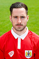 Greg Cunningham poses for a head shot - Photo mandatory by-line: Rogan Thomson/JMP - 07966 386802 - 04/08/2014 - SPORT - FOOTBALL - BCFC Training Ground, Failand - Bristol City, 2014/15 Team Photos.