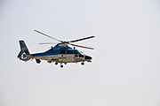 Israeli Air force (IAF) helicopter, Eurocopter HH-65 Dauphin used by the Israeli Navy