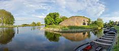 Panorama Kortenhoef, Wijdemeren, Netherlands