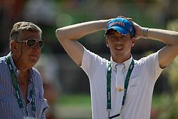Verlooy Axel, BEL, Smolders Harrie, NED<br /> Olympic Games Rio 2016<br /> © Hippo Foto - Dirk Caremans<br /> 19/08/16
