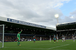 General view (GV) of match action at The Hawthorns - Mandatory by-line: Paul Roberts/JMP - 16/09/2017 - FOOTBALL - The Hawthorns - West Bromwich, England - West Bromwich Albion v West Ham United - Premier League