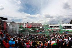 October 30, 2016 - Mexico - City, Mexico - Motorsports: FIA Formula One World Championship 2016, Grand Prix of Mexico, (Credit Image: © Hoch Zwei via ZUMA Wire)