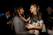 VINCENT GALLO; GUINEVERE VAN SEENUS, Rodarte Poolside party to show their latest collection. Hosted by Kate and Laura Muleavy, Alex de Betak and Katherine Ross.  Chateau Marmont. West  Sunset  Boulevard. Los Angeles. 21 February 2009 *** Local Caption *** -DO NOT ARCHIVE -Copyright Photograph by Dafydd Jones. 248 Clapham Rd. London SW9 0PZ. Tel 0207 820 0771. www.dafjones.com<br /> VINCENT GALLO; GUINEVERE VAN SEENUS, Rodarte Poolside party to show their latest collection. Hosted by Kate and Laura Muleavy, Alex de Betak and Katherine Ross.  Chateau Marmont. West  Sunset  Boulevard. Los Angeles. 21 February 2009