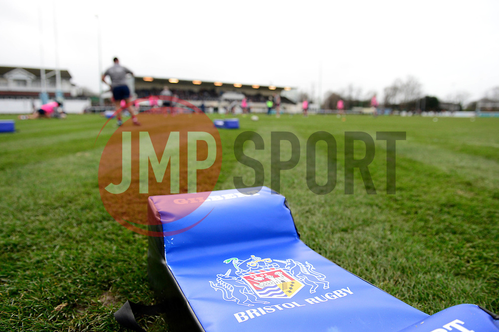 - Mandatory by-line: Dougie Allward/JMP - 30/12/2017 - RUGBY - The Athletic Ground - Richmond, England - Richmond v Bristol Rugby - Greene King IPA Championship