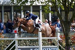 Fernandez Saro Manuel, ESP, U Watch<br /> Longines Grand Prix<br /> CSIO Lummen 2017<br /> © Dirk Caremans<br /> 30/04/2017