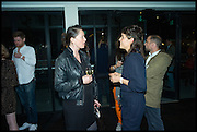 CARAGH THURING; SARAH ENTWHISTLE, Frieze party, ACE hotel Shoreditch. London. 18 October 2014