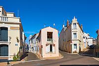 France, Vendée (85), Les Sables-d'Olonne // France, Vendée, Les Sables-d'Olonne