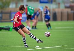 Lucy Attwood of Bristol Bears Women - Mandatory by-line: Paul Knight/JMP - 02/09/2018 - RUGBY - Shaftsbury Park - Bristol, England - Bristol Bears Women v Dragons Women - Pre-season friendly
