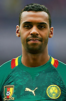 Football Fifa Brazil 2014 World Cup / <br /> Cameroon National Team - <br /> Marvin MATIP of Cameroon