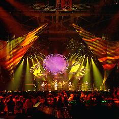 Grateful Dead 1994 09-29 | Boston Garden | Stage, Lighting and Set Design Images