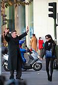 Alec Baldwin and family Madrid Christmas