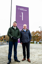 Pictured: Scottish Conservative Health spokesman Miles Briggs and Scottish Conservative leader jackson Carlaw<br />