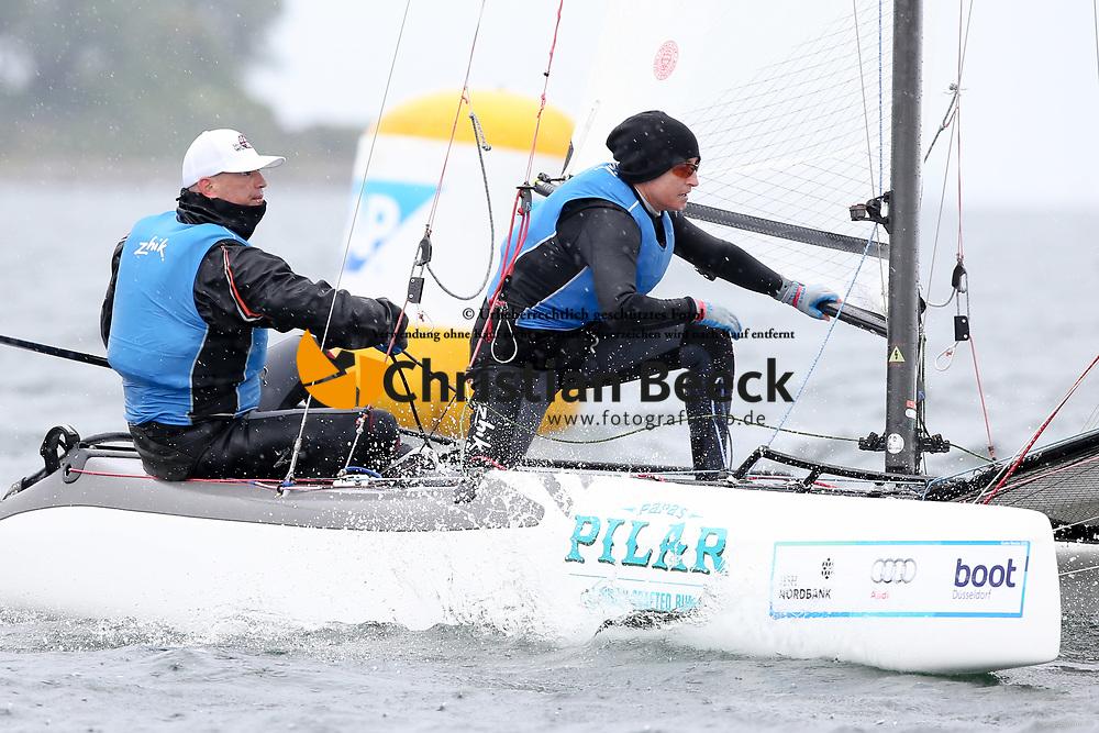 , Kiel - Kieler Woche 20. - 28.06.2015, Nacra 17 - SIN 16 - Liu, Justin