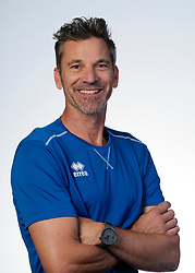 Coach Victor Anfiloff during the BTN photoshoot on 3 september 2020 in Den Haag.