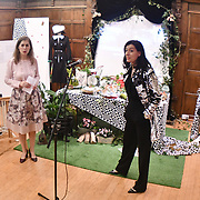 The Romanian Cultural Institute in London continues in its endeavour to promote upcoming Romanian designers Gabriela Rose and Ines Coleman organise at The Romanian Cultural Institute in London on 21 Feb 2019, London, UK.