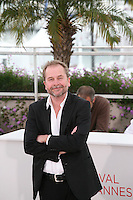 Director Ulrich Seidl at the photocall for the film Paradies : Liebe at the 65th Cannes Film Festival. Friday 18th May 2012 in Cannes Film Festival, France.