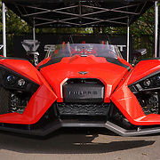 London,England, UK : 5th May 2016 : London Motor Show at Battersea Evolution over four days, with an exclusive preview in London. Photo by See Li