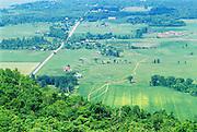 framland agriculture high vantage point country side <br /> Gatineau<br /> Quebec<br /> Canada