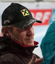 20-12-2011 SKIEN: FIS WORLDCUP: FLACHAU<br /> Ex Ski Racer Hermann Maier of Austria during 2nd run of Slalom race at FIS Ski Alpine World Cup 'Hermann Maier World Cup course in Flachau, Austria<br /> ***NETHERLANDS ONLY***<br /> ©2012-FotoHoogendoorn.nl
