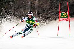 Zan Kranjec (SLO) during the Audi FIS Alpine Ski World Cup Men's Giant Slalom at 60th Vitranc Cup 2021 on March 13, 2021 in Podkoren, Kranjska Gora, Slovenia Photo by Grega Valancic / Sportida