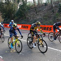 18-04-2021: Wielrennen: Amstel Gold Race women: Berg en Terblijt: Teuntje Beekhuis