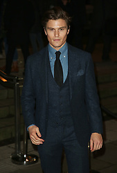 February 18, 2019 - London, United Kingdom - Oliver Cheshire attends the Fabulous Fund Fair as part of London Fashion Week event. (Credit Image: © Brett Cove/SOPA Images via ZUMA Wire)
