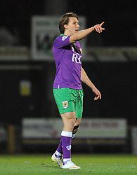 Bristol City's Luke Freeman  - Photo mandatory by-line: Harry Trump/JMP - Mobile: 07966 386802 - 10/03/15 - SPORT - Football - Sky Bet League One - Yeovil Town v Bristol City - Huish Park, Yeovil, England.