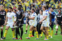 Joie Brock JAMES - 18.04.2015 - Clermont / Saracens - 1/2Finale European Champions Cup<br />